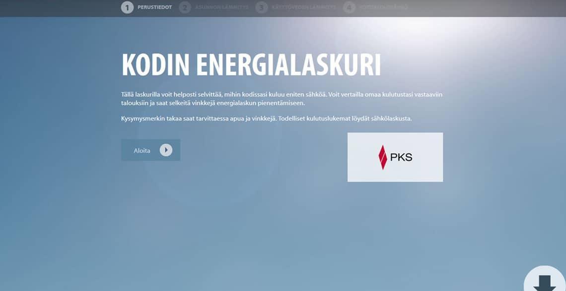 Energialaskuri